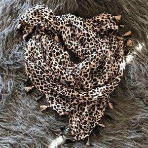 MUDPIE square scarf